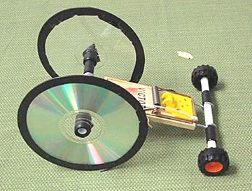 Best Wheels For Mousetrap Car Distance