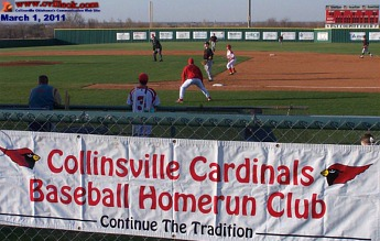 Chs Baseball Vs Skiatook March 1 2011