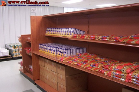 Collinsville Cherokee Food Distribution Center Official