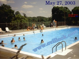 swimming pool open may 26 2003 collinsville ok from the newspaper museum site
